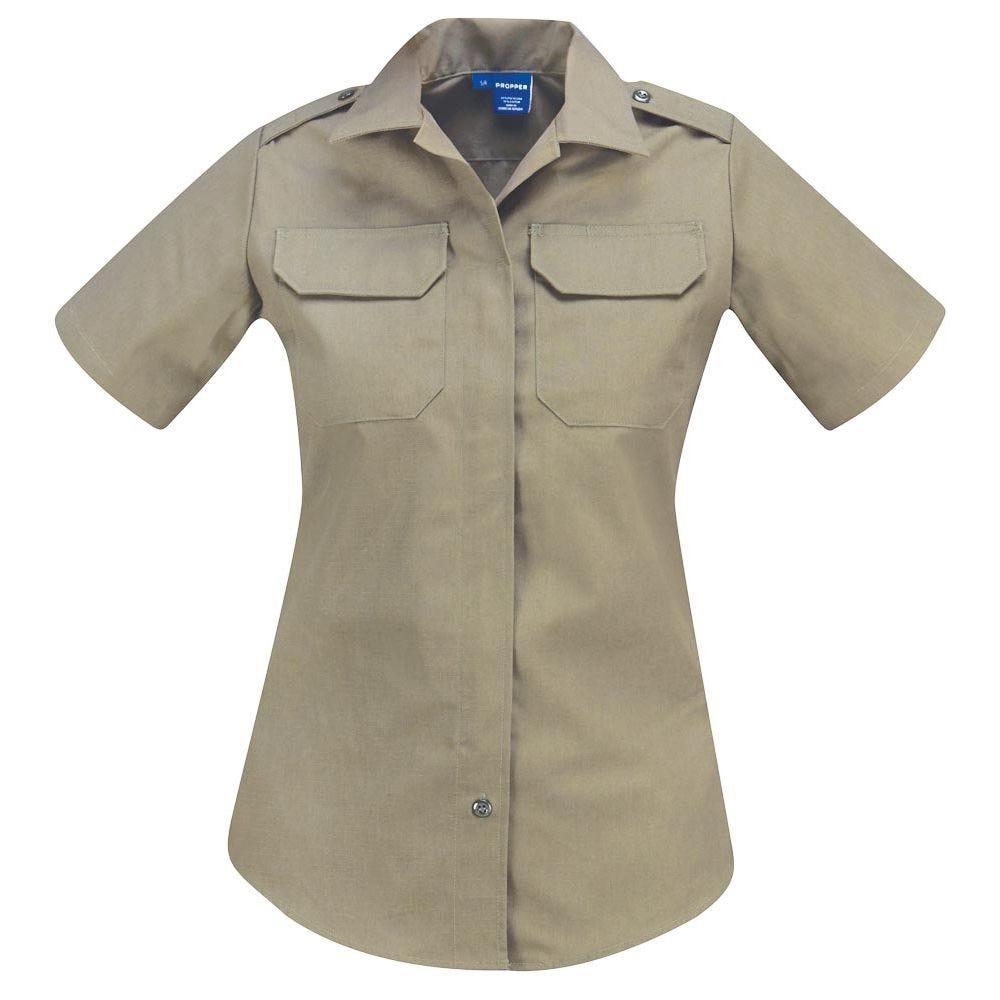 Propper® Women's CDCR Line Duty Shirt - Short Sleeve