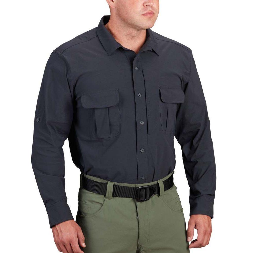 Propper® Men's Summerweight Tactical Shirt – Long Sleeve