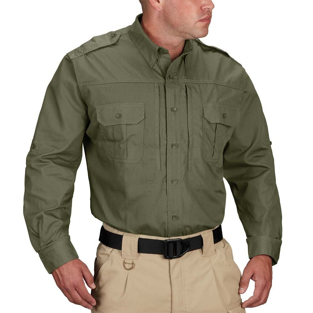 Propper® Men's Tactical Shirt – Long Sleeve