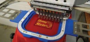 Logo Digitizing and Embroidery