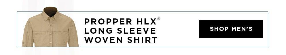 hlx long sleeve shirt