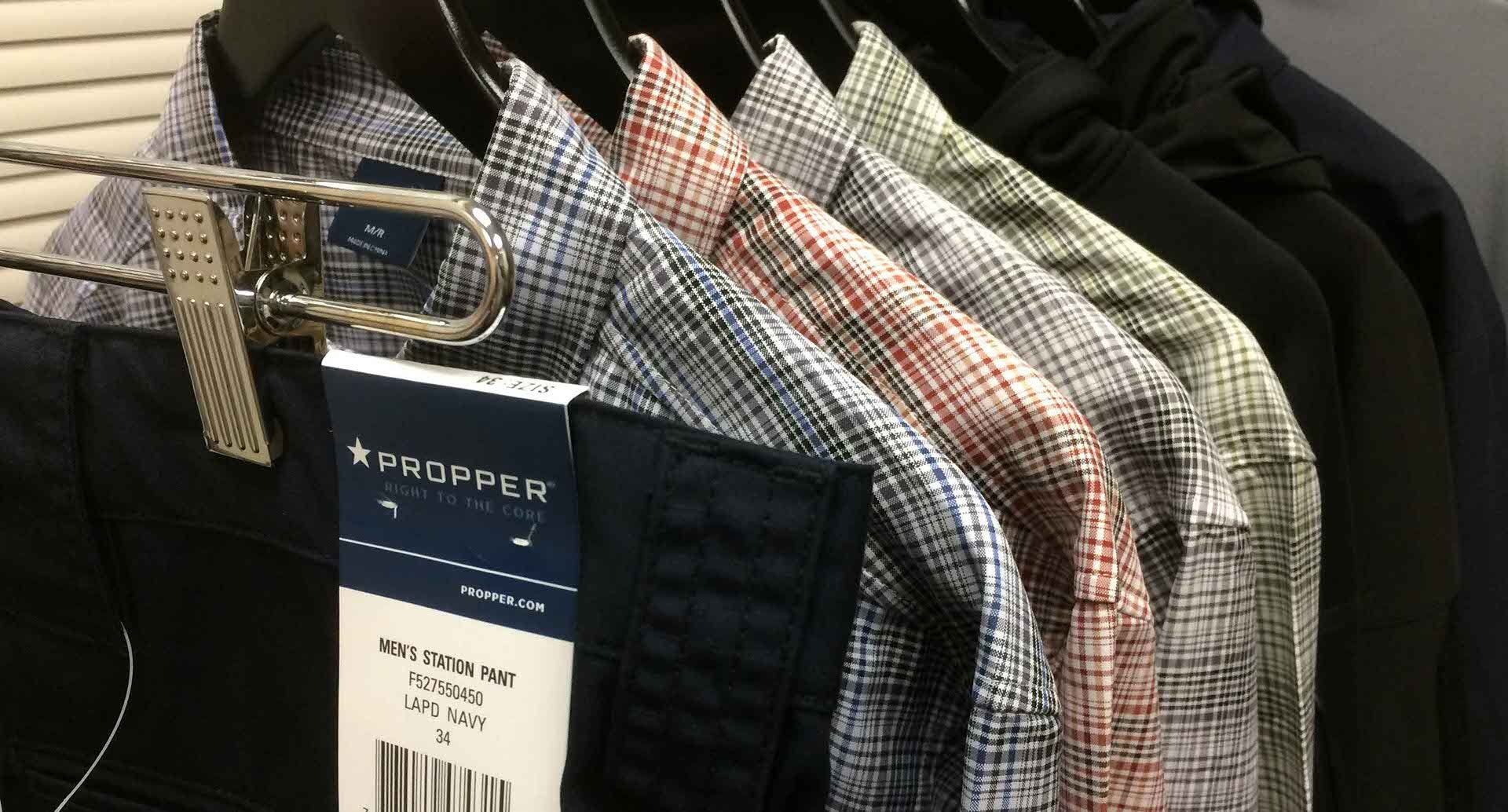 Propper New Products for Fall 2015
