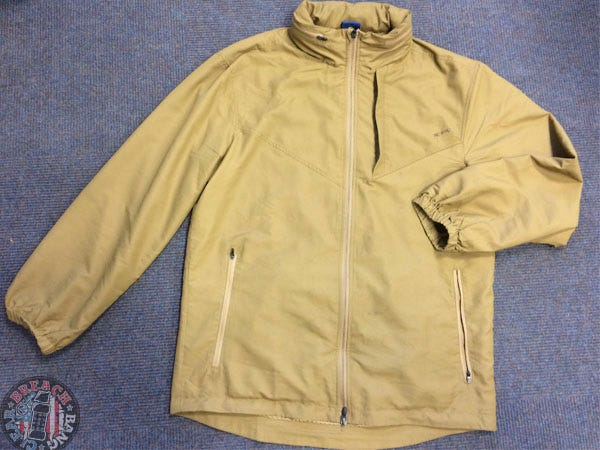 BBC Packable Windshirt