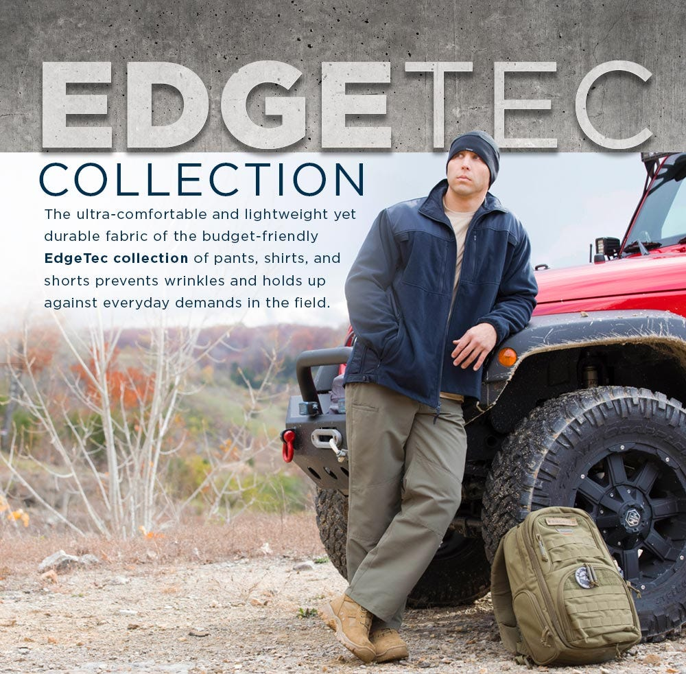 propper edgetec collection