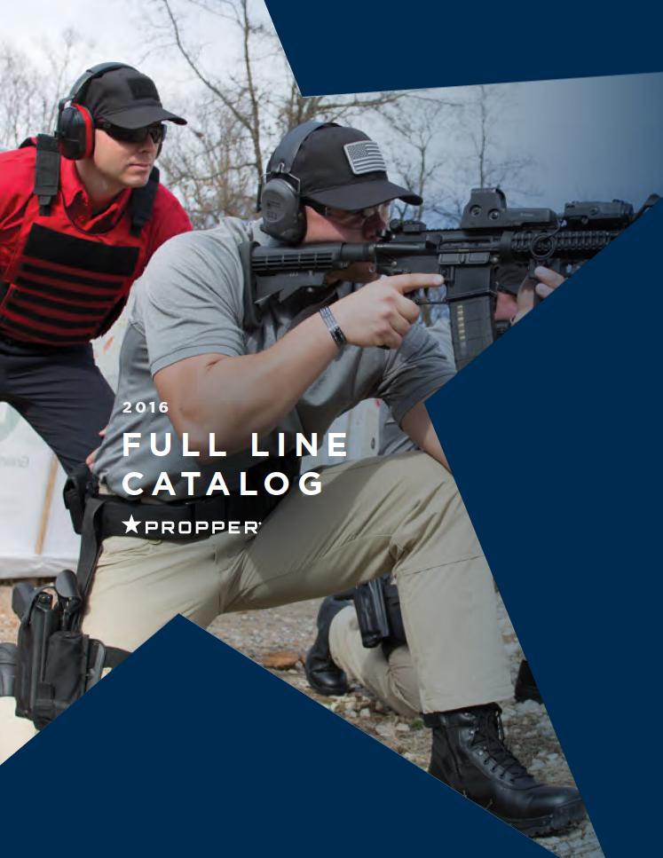 2016 Full Line Catalog