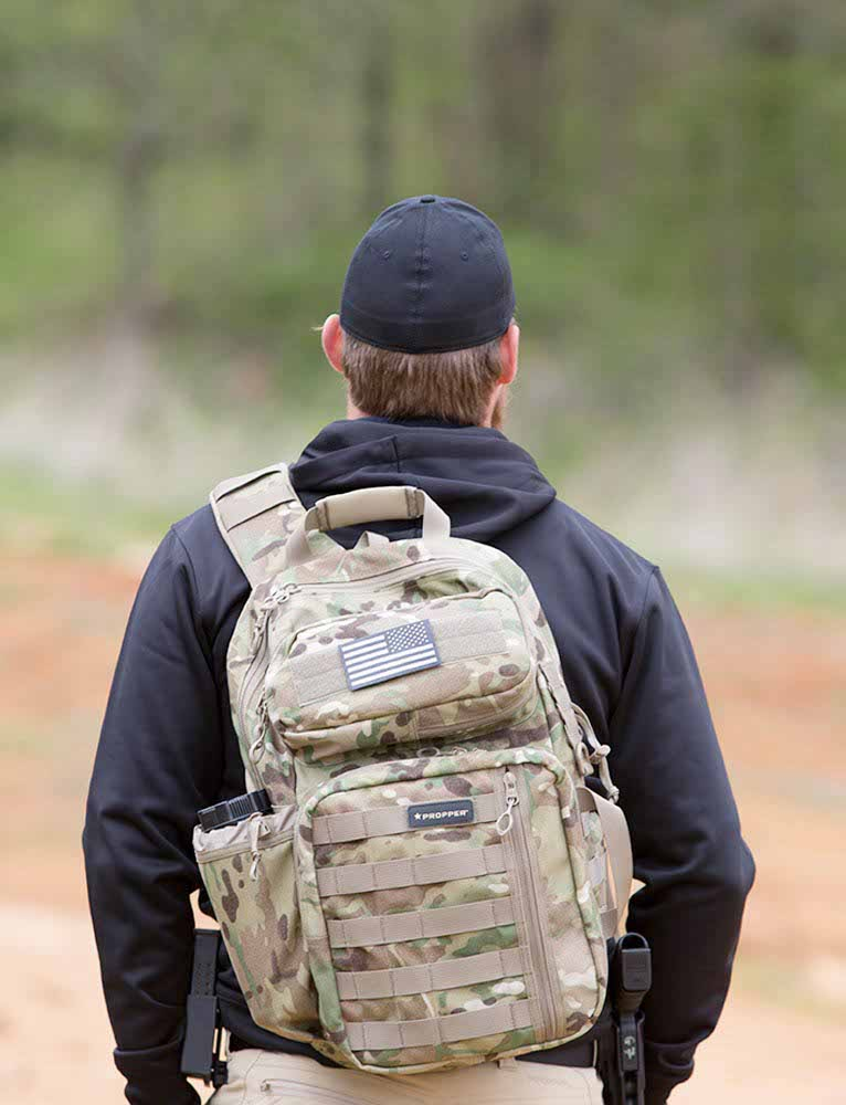 Bias Sling Backpack